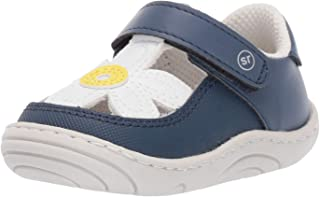 Stride Rite Kids Daisy Baby/Toddler Girl's Flower T-Strap...
