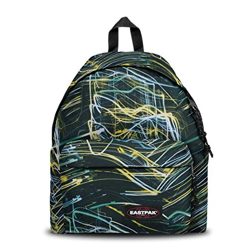 Eastpak Padded Pak'R Zaino, 40 cm, 24 L, Multicolore (Blurred Lines)