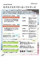 菊水化学工業 キクスイSPパワールーフ Si 標準色 3kgセット ボローニャグリーン