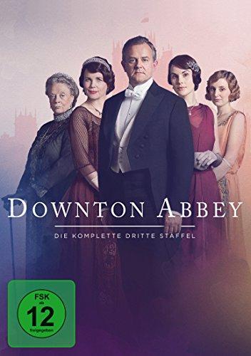 Downton Abbey - Staffel 3 [4 DVDs]