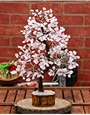 Cartbug Gemstone Tree Bonsai Money Trees Crystal Cleansing Reiki Healing Feng Shui Prosperity Stones & Positive Energy Gem Figurines Good Luck Chakra Balancing