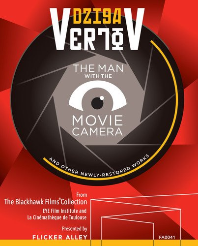 Dziga Vertov: The Man with the Movie Camera and Other Newly-Rest