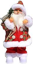 oshhni Decoração de Natal, Boneca de Pelúcia Do Papai Noel, Enfeite Tradicional para Festa Temática de Natal, Casamento, B...