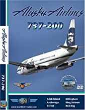 Alaska Airlines Boeing 737-200