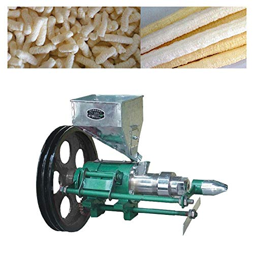Extrudeuse Alimentaire Multifonctionnelle Machine de Soufflage des Aliments Machine d'Extrusion de Blé Riz et Maïs