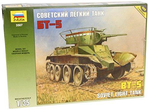 Zvezda - Z3507 - Maquette - BT-5 - Echelle 1:35