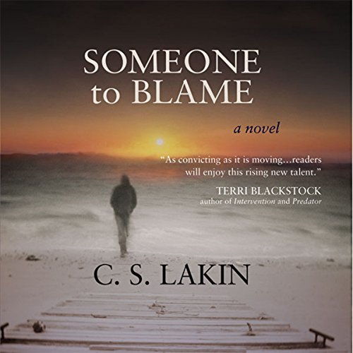 Someone to Blame audiobook cover art