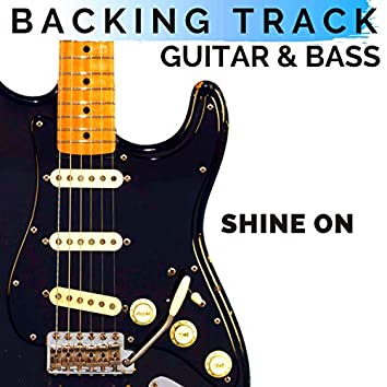 Shine On Ballad Rock Top One Guitar Backing Track B min 63 Bpm