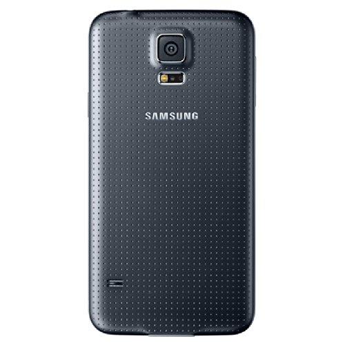 Samsung EF-OG900SBEGWW Akkudeckel Galaxy S5 schwarz