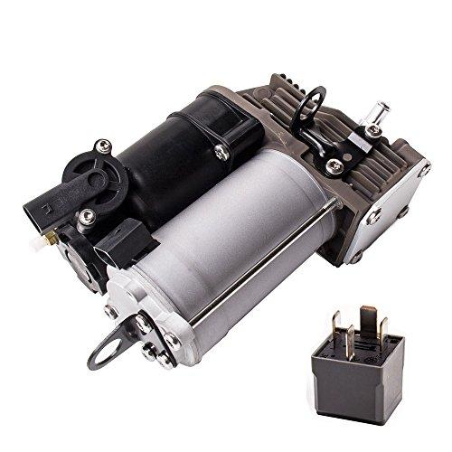 maXpeedingrods Luftfederung Kompressor + Relais für GL-Klasse X164 GL320 GL350 GL450 GL550 ML-Klasse W164 ML320 ML350 ML450 ML500 ML550 ML63 AMG 06-12 1643201204