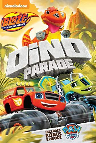 Blaze and the Monster Machines: Dino Parade [DVD] [2018]