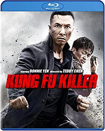 Kung Fu Killer Blu ray product image