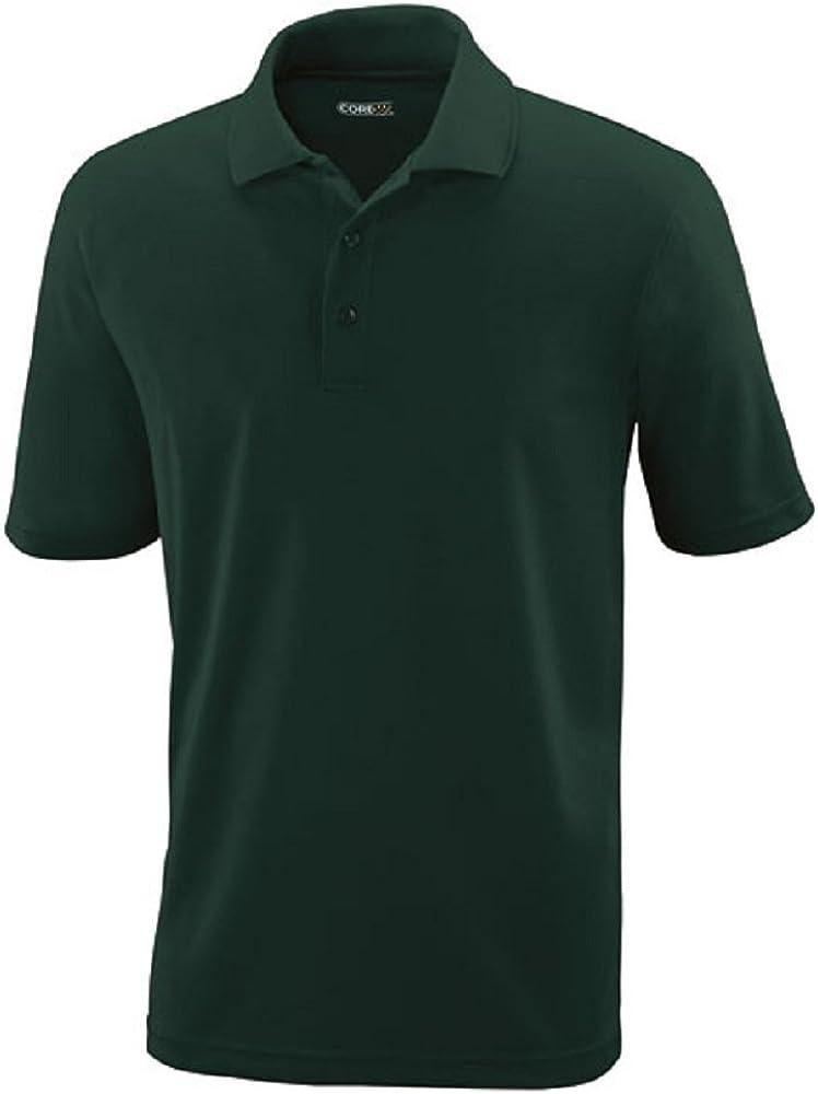 Ash City Core 365 Men's Performance Pique Polo Shirt