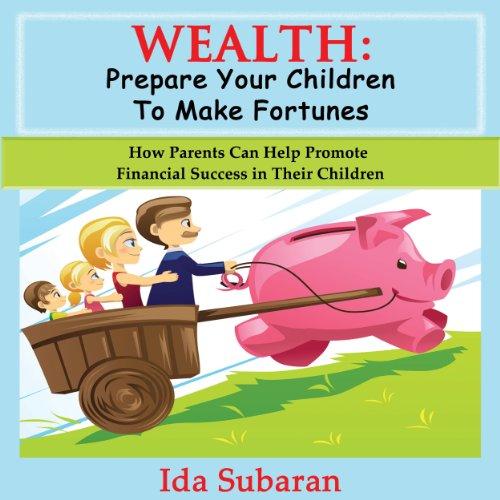 Wealth audiobook cover art