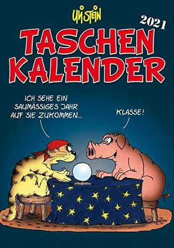 Uli Stein Taschenkalender 2021: Terminplaner