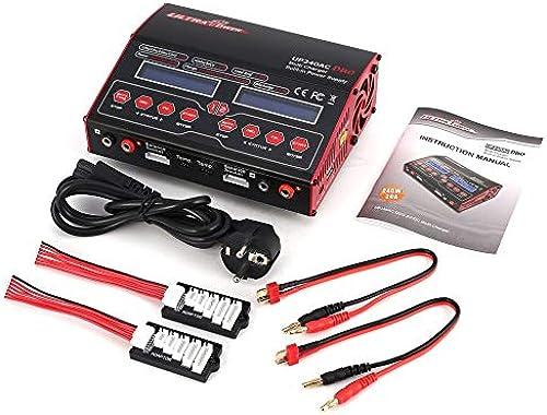 Candyboom Ultra Power UP 240 AC Duo 240W 2in1 LiIo   LiPo   Life   NiMH   Nicd-Akku RC-Balance-Ladeger Entlader für RC-Drohne