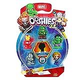 SPLASH TOYS - Ooshies - XL paquete de 6 figuras de Marvel