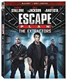 Escape Plan: The Extractors [New Blu-ray] With DVD, 2 Pack, Digital Theater Sy