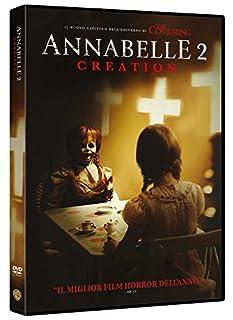 SANDBERG DAVID - ANNABELLE 2 - CREATION (1 DVD)