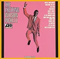Exciting by Wilson Pickett (2013-03-26)