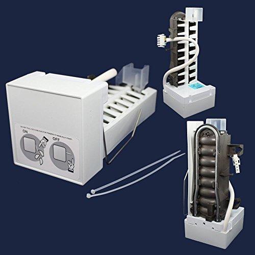 5304458371 Refrigerator Ice Maker Assembly Genuine Original Equipment Manufacturer (OEM) Part