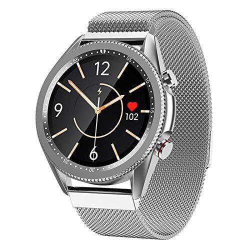 Nuevo M98 Smart Watch New Smart Watch Men's Y Women's Deportes Aptitud Pulsera Tarifa Cardíaca Bluetooth Call Music Player Smartwatch,B
