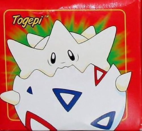 Pokemon TOGEPI 23K Gold Plated Trading Card - RED