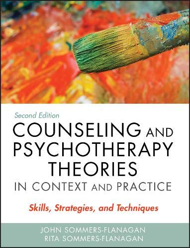 Counseling And Psychotherapy Theories In Context And Practice With Video Resource Center Skills Strategies And Techniques