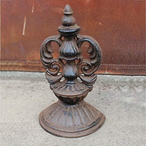 CKH Europese gietijzeren ambachten smeedijzeren vintage deurstop tuindecoratie ornamenten deurvijl