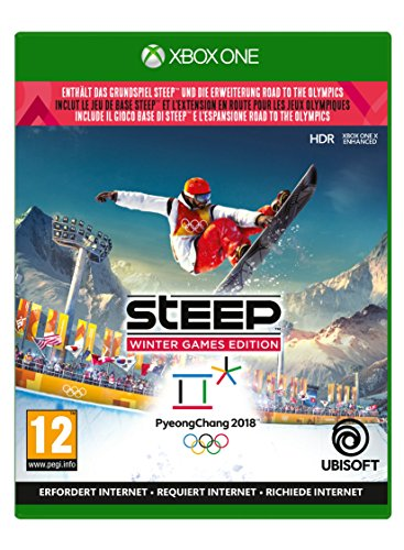 Steep - [AT-PEGI] - Winter Games  Edition - [Xbox One]