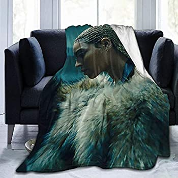 HADIHADI 50 x40  Super Soft Cozy Fleece Blanket for All Season Lightweight Throw Blanket for Bed Sofa Couch