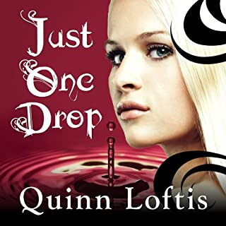 Just One Drop audiobook cover art