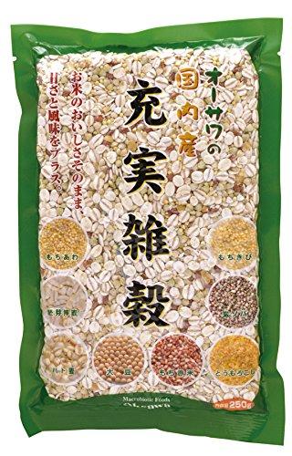 オーサワの充実雑穀 250g