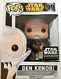 Funko - Figurine Star Wars - Ben Kenobi Smuggler's Bounty Exclusive Pop 10cm - 0783149296236...