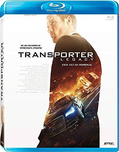 Transporter Legacy [Blu-ray]...
