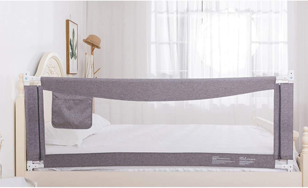 All stores are sold AIBAB Baby Bed Guardrail Fence Shatter-Resistant Washington Mall Bedsid