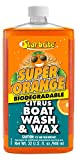 STAR BRITE Super Orange Citrus Boat Wash & Wax - 32 oz