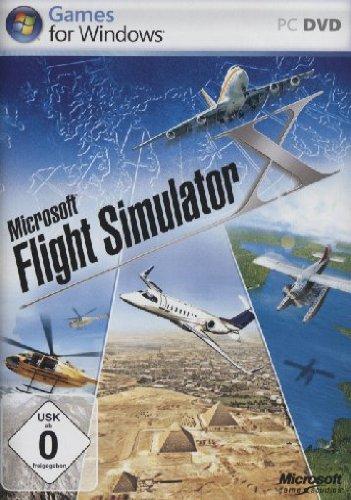 Flight Simulator X (Add - On) [Software Pyramide] - [PC]