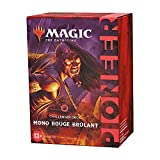 Magic: The Gathering- Challenger Deck Pioneer édition 2021 Mono Brûlant (Rouge)