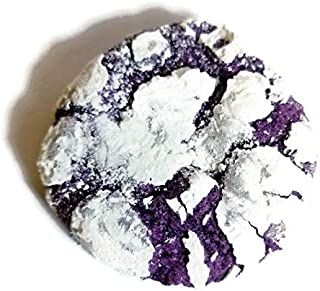 Gwenie's Pastries, Crinkles Cookies, Ube, Four Pack, 3 Pieces per Pack, Gourmet Holiday Gift for men or women
