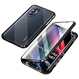 Case Compatible with Oppo Find X3 Neo, Magnetic Adsorption
