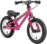 BIKESTAR Mountain Kinderlaufrad Lauflernrad Kinderrad für Jungen und Mädchen ab 3 - 4 Jahre | 12...