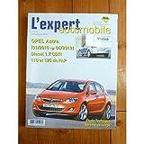 Rta-revue Techniques Automobiles - Astra Die 10-12 Revue Technique Opel Etat - Bon Etat Occasion