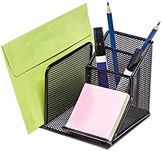 Rolodex Mesh Collection Desk Organizer, Black (22171)