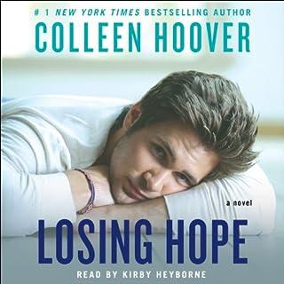 Losing Hope audiobook cover art