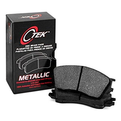 StopTech 102.11360 Brake Pad, Metallic