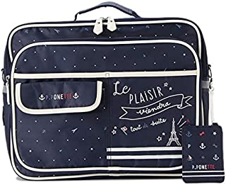 ポンポネット ジュニア(pom ponette junior) パスケース付 3WAYバッグ