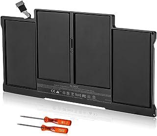 """SLODA 交換用バッテリーApple用MacBook Air 13"""" A1405 A1466バッテリー[リチウムポリマー、7.6V、7200mAh]"""