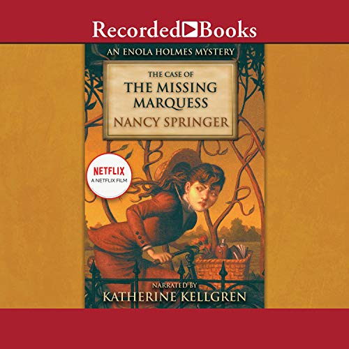 Case of the Missing Marquess audiobook cover art