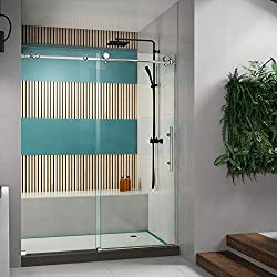 best shower doors for small bathrooms from Dreamline
